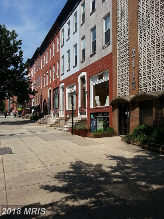 2117 Charles Street N, Baltimore, MD 21218 (#BA10292144) :: SURE Sales Group