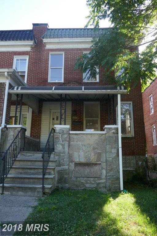 4548 Pimlico Road, Baltimore, MD 21215 (#BA10293618) :: The Daniel Register Group