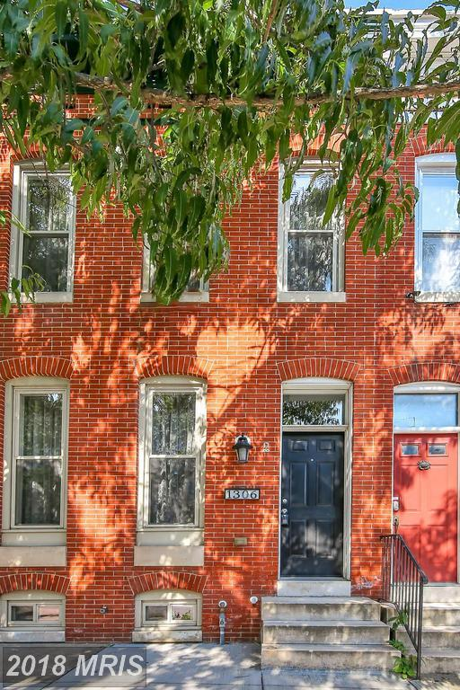 1306 Hanover Street S, Baltimore, MD 21230 (#BA10294627) :: Keller Williams Pat Hiban Real Estate Group