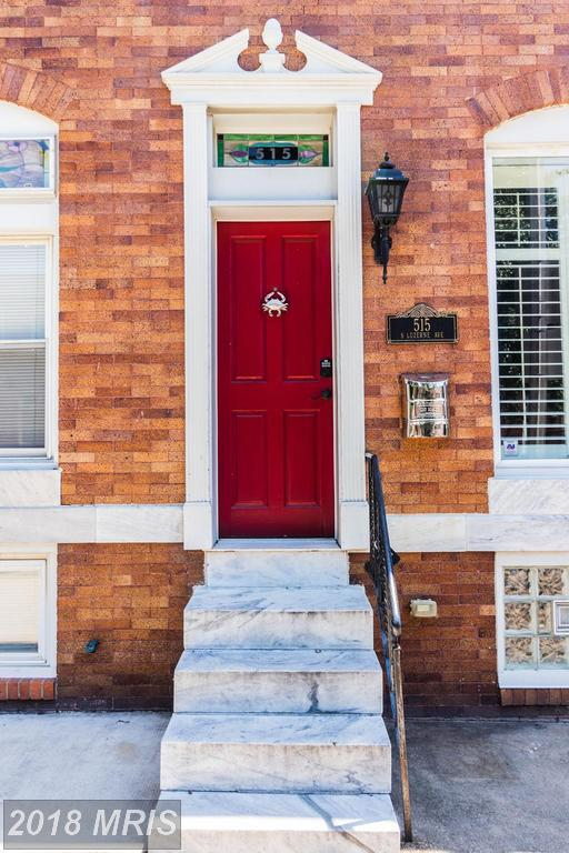 515 Luzerne Avenue S, Baltimore, MD 21224 (#BA10296039) :: Keller Williams Pat Hiban Real Estate Group