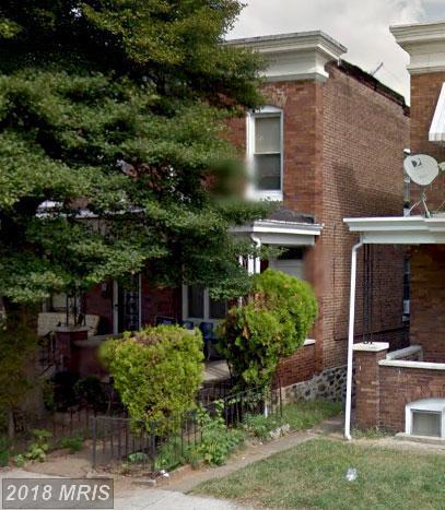 1129 Ashburton Street, Baltimore, MD 21216 (#BA10297570) :: Keller Williams Pat Hiban Real Estate Group