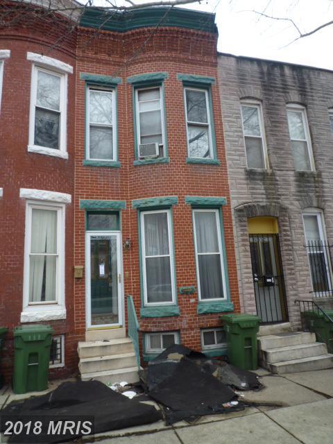 1520 Mount Street N, Baltimore, MD 21217 (#BA10297975) :: LoCoMusings