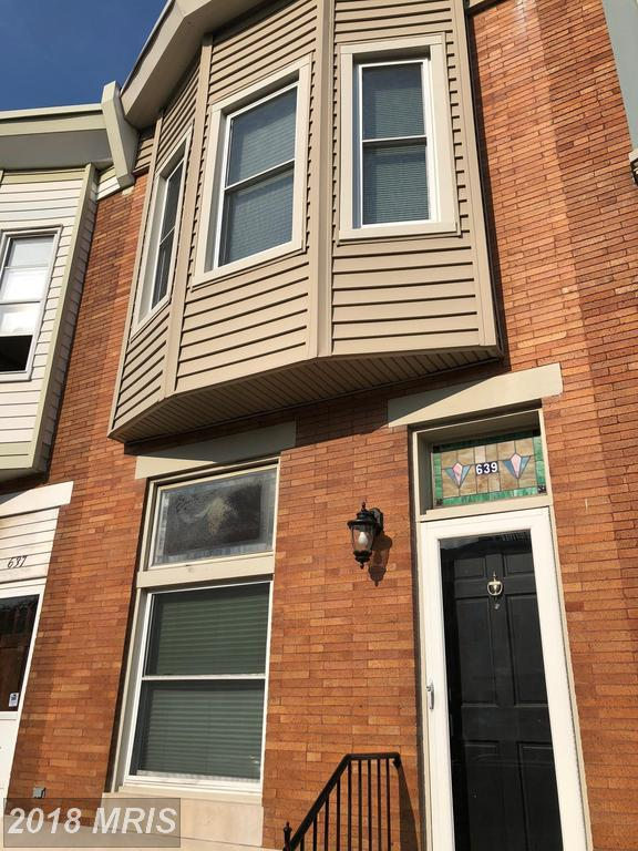 639 Linwood Avenue S, Baltimore, MD 21224 (#BA10298710) :: LoCoMusings