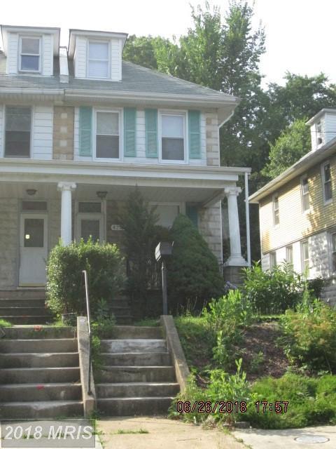 4218 Diller Avenue, Baltimore, MD 21206 (#BA10299633) :: LoCoMusings