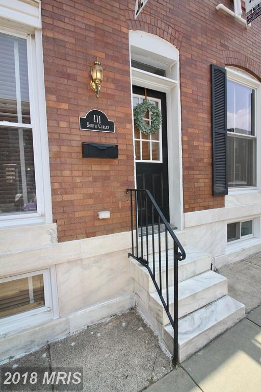 111 Curley Street S, Baltimore, MD 21224 (#BA10299906) :: Blackwell Real Estate