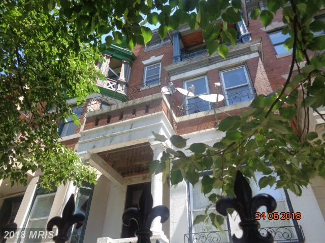 2315 Eutaw Place, Baltimore, MD 21217 (#BA10299946) :: Blackwell Real Estate
