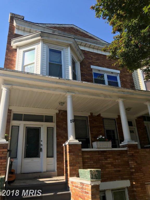 809 Brooks Lane, Baltimore, MD 21217 (#BA10300161) :: Keller Williams Pat Hiban Real Estate Group