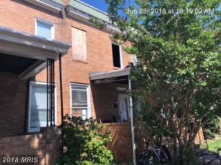 462 Bentalou Street S, Baltimore, MD 21223 (#BA10300166) :: Keller Williams Pat Hiban Real Estate Group