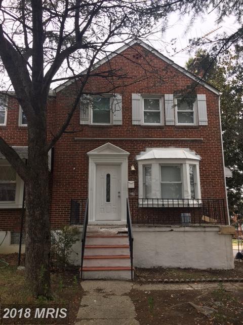1732 Belvedere Avenue, Baltimore, MD 21239 (#BA10300942) :: RE/MAX Executives