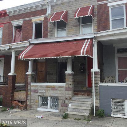 2539 Biddle Street, Baltimore, MD 21213 (#BA10300969) :: RE/MAX Executives