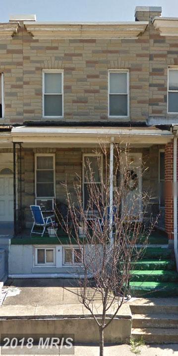 2107 Sidney Avenue, Baltimore, MD 21230 (#BA10301116) :: Lucido Agency of Keller Williams