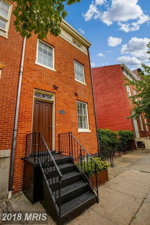 837 Park Avenue, Baltimore, MD 21201 (#BA10302116) :: Provident Real Estate