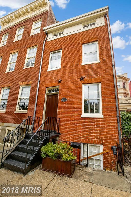 837 Park Avenue, Baltimore, MD 21201 (#BA10302190) :: Provident Real Estate