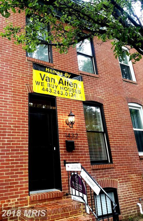 1432 Battery Avenue, Baltimore, MD 21230 (#BA10302240) :: Charis Realty Group