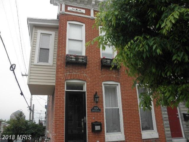 3209 Hudson Street, Baltimore, MD 21224 (#BA10302639) :: The Sebeck Team of RE/MAX Preferred