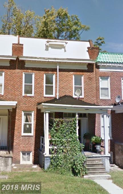 2610 Oswego Avenue, Baltimore, MD 21215 (#BA10302846) :: The Katie Nicholson Team