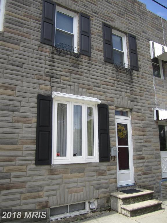 419 Cambria Street, Baltimore, MD 21225 (#BA10305431) :: Circadian Realty Group