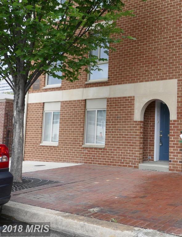 401 Sharp Street S R1, Baltimore, MD 21201 (#BA10306796) :: SURE Sales Group
