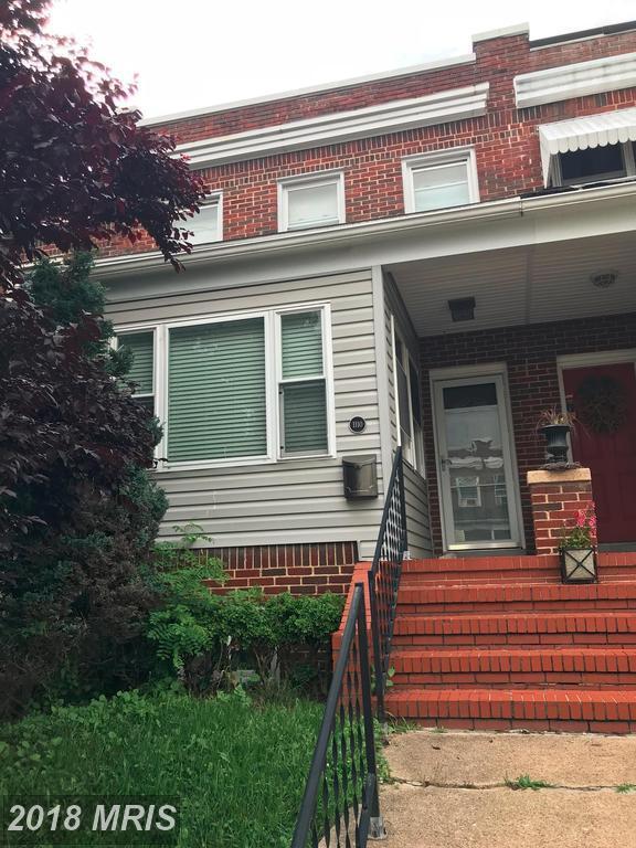 1110 Weldon Avenue, Baltimore, MD 21211 (#BA10307556) :: Keller Williams Pat Hiban Real Estate Group