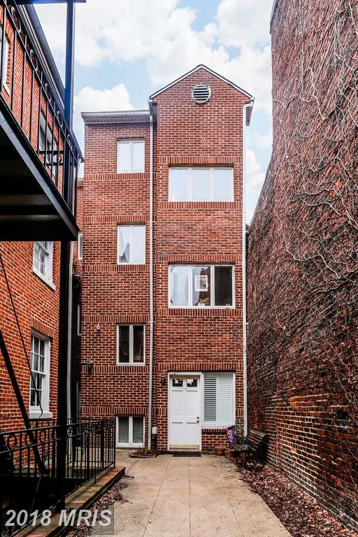 216 Monument Street T-1, Baltimore, MD 21201 (#BA10308422) :: SURE Sales Group