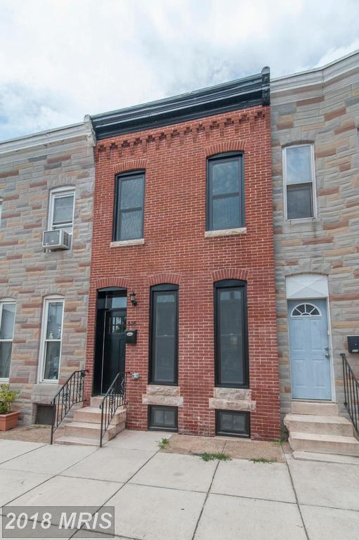 516 W 27Th Street, Baltimore, MD 21211 (#BA10313949) :: SURE Sales Group