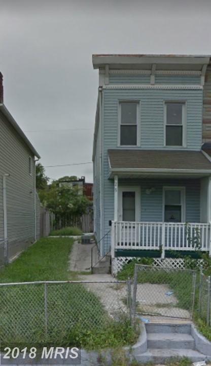 625 Saint Anns Avenue, Baltimore, MD 21218 (#BA10314716) :: Bob Lucido Team of Keller Williams Integrity