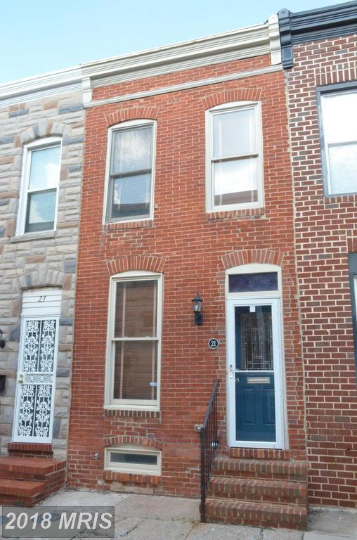 21 Glover Street N, Baltimore, MD 21224 (#BA10317717) :: SURE Sales Group