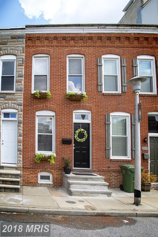 1317 Cooksie Street, Baltimore, MD 21230 (#BA10317822) :: The Dailey Group