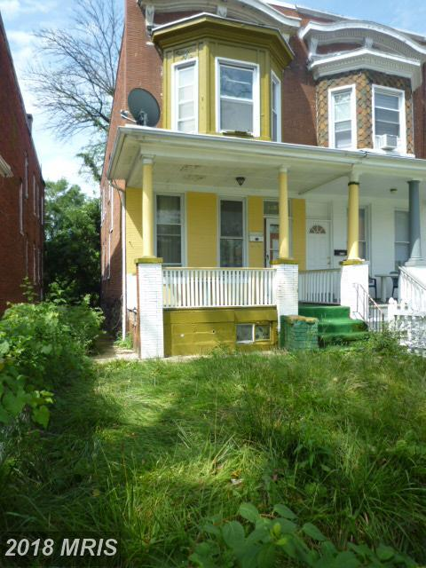 3916 Reisterstown Road, Baltimore, MD 21215 (#BA10318611) :: Maryland Residential Team