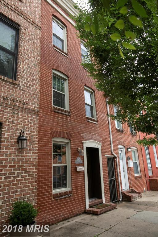 917 Potomac Street S, Baltimore, MD 21224 (#BA10319852) :: SURE Sales Group
