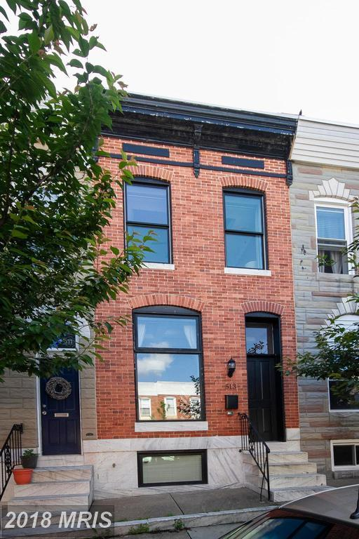 513 East Avenue, Baltimore, MD 21224 (#BA10320401) :: SURE Sales Group