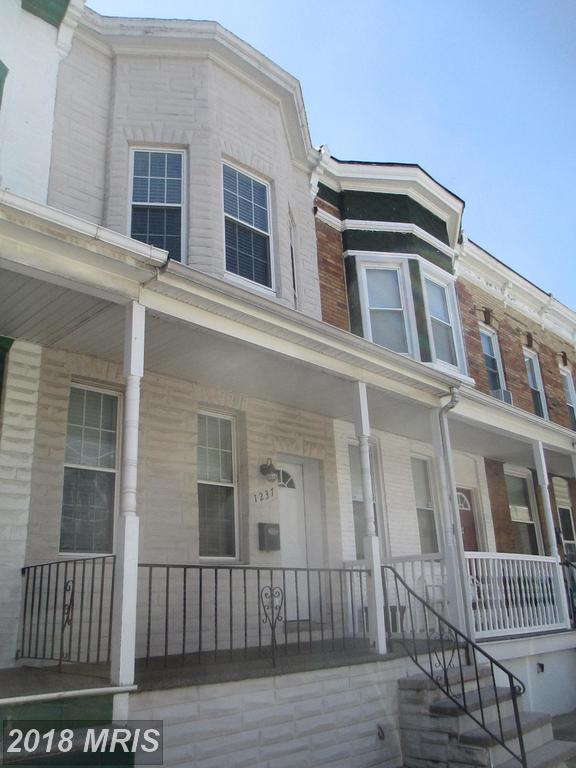 1237 Cleveland Street, Baltimore, MD 21230 (#BA10321223) :: SURE Sales Group