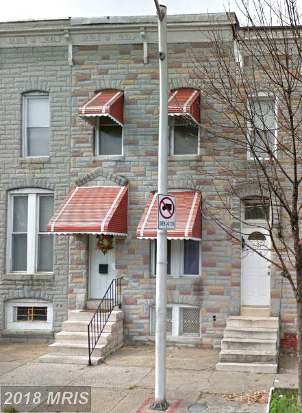 1920 Payson Street N, Baltimore, MD 21217 (#BA10322767) :: SURE Sales Group