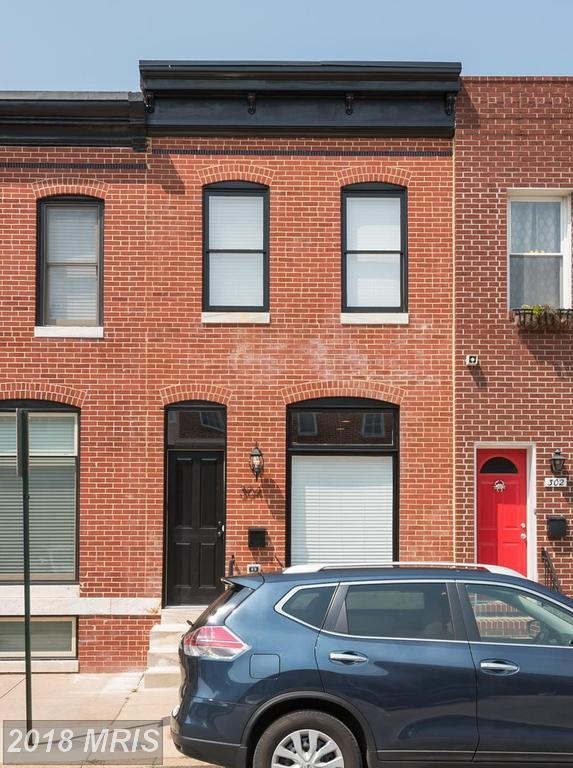 304 Clinton Street, Baltimore, MD 21224 (#BA10323120) :: SURE Sales Group