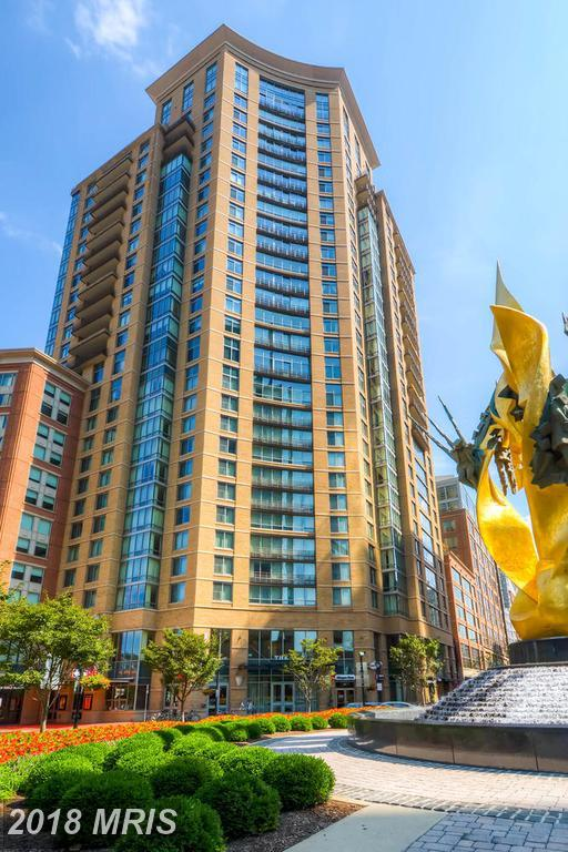 675 President Street #2609, Baltimore, MD 21202 (#BA10324306) :: Wes Peters Group