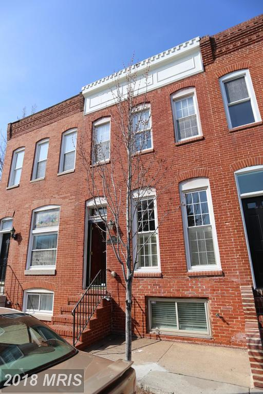 3032 O'donnell Street, Baltimore, MD 21224 (#BA10325095) :: The Dailey Group