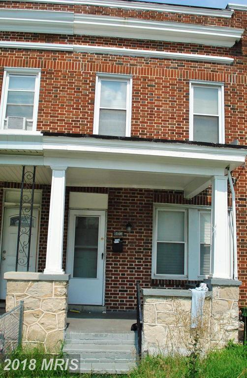 4602 Belair Road, Baltimore, MD 21206 (#BA10325549) :: The Bob & Ronna Group