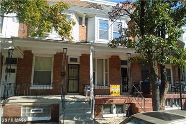 2216 Fayette Street, Baltimore, MD 21223 (#BA10326147) :: Maryland Residential Team