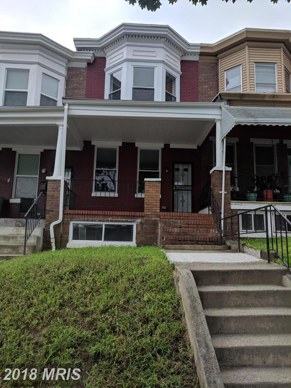 2925 Windsor Avenue, Baltimore, MD 21216 (#BA10326222) :: Maryland Residential Team