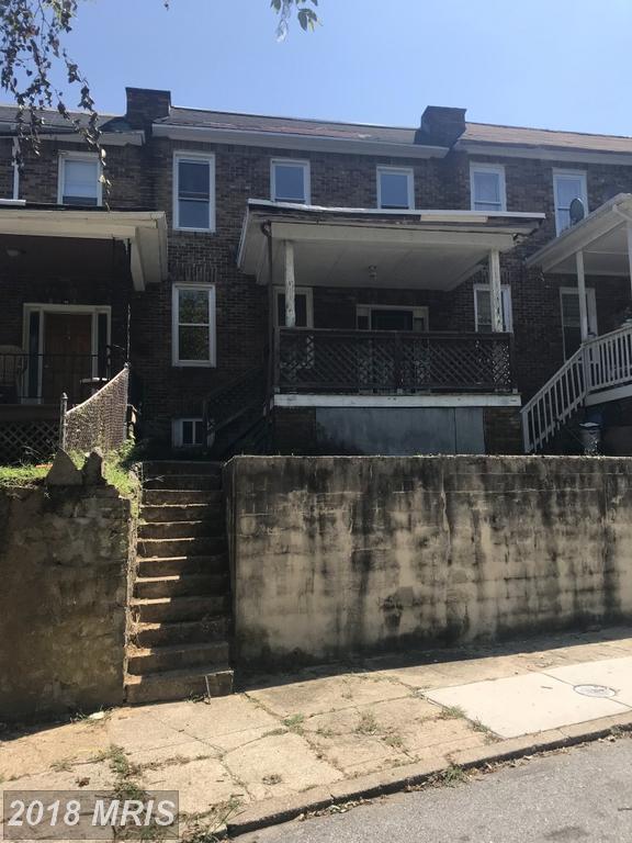 643 Rosedale Street N, Baltimore, MD 21216 (#BA10332520) :: Keller Williams Pat Hiban Real Estate Group