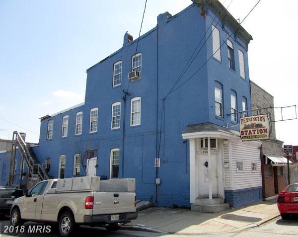 4901 Pennington Avenue, Baltimore, MD 21226 (#BA10333010) :: Fine Nest Realty Group
