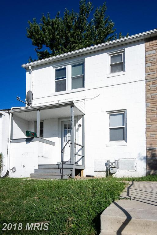 4814 Wright Ave, Baltimore, MD 21205 (#BA10335028) :: The MD Home Team