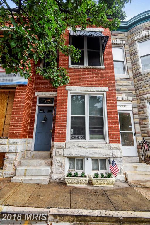 1639 Belt Street, Baltimore, MD 21230 (#BA10338061) :: The Sebeck Team of RE/MAX Preferred