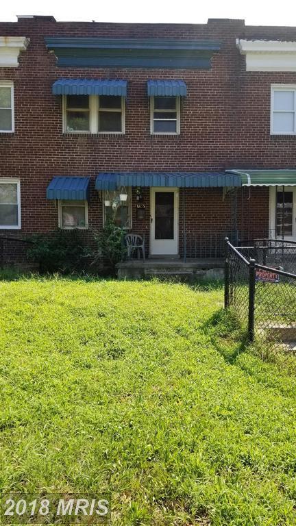 3805 Brooklyn Avenue, Baltimore, MD 21225 (#BA10340813) :: Keller Williams Pat Hiban Real Estate Group
