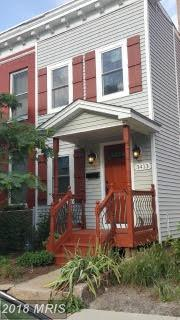 3413 Hickory Avenue, Baltimore, MD 21211 (#BA10342678) :: The Maryland Group of Long & Foster