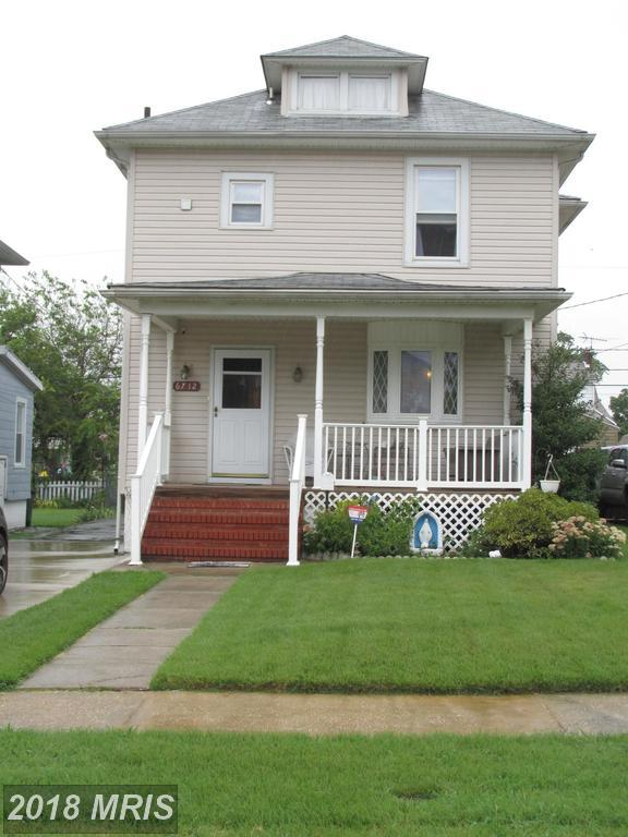 6712 Bessemer Avenue, Baltimore, MD 21222 (#BA10342840) :: Labrador Real Estate Team
