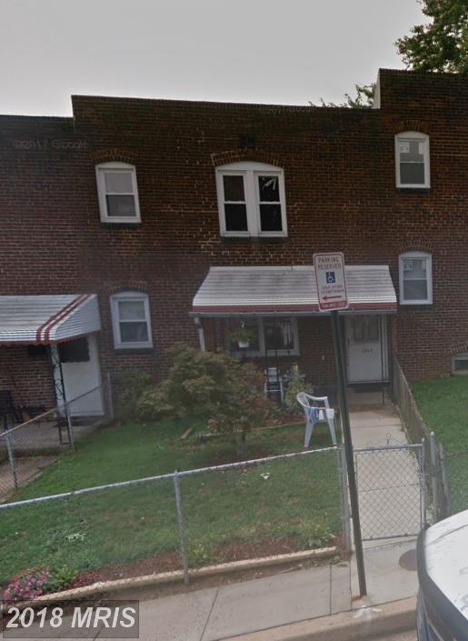 1513 Filbert Street, Baltimore City, MD 21226 (#BA10344311) :: Fine Nest Realty Group