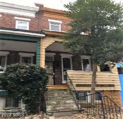 1520 Ellamont Street N, Baltimore, MD 21216 (#BA10346021) :: LoCoMusings