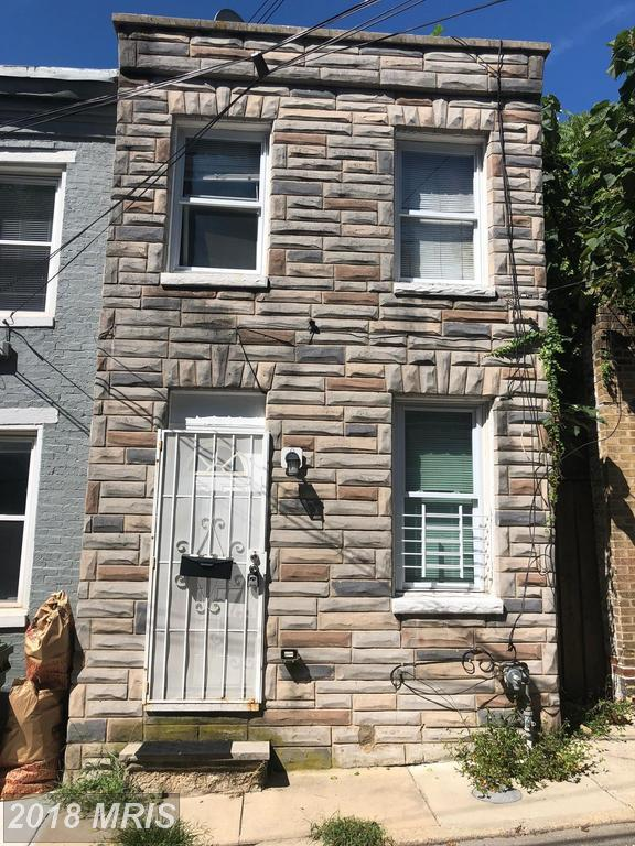 262 Duncan Street, Baltimore, MD 21231 (#BA10347039) :: Eric Stewart Group