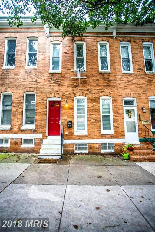 1468 Woodall Street, Baltimore, MD 21230 (#BA10347203) :: The Sebeck Team of RE/MAX Preferred